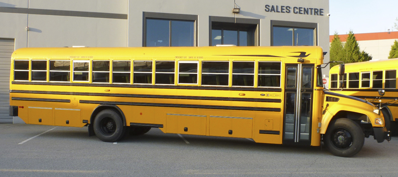 2018 Blue Bird Vision Diesel School Bus - Dynamic Specialty