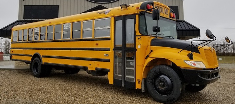 New Custom Bus Vancouver, Pre-owned Buses For Sale BC, AB, Yukon