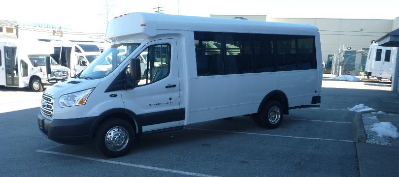 2018 Ford Ct Series Girardin Mbii Tour Shuttle Bus