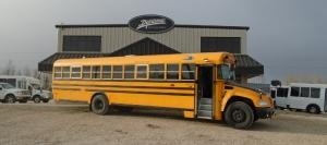 2020 Blue Bird Vision Diesel School Bus Dynamic