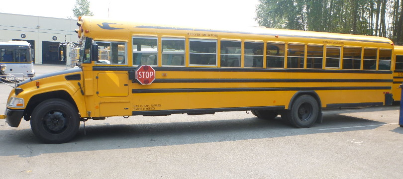 2017 Blue Bird Vision Diesel School Bus - Dynamic Specialty