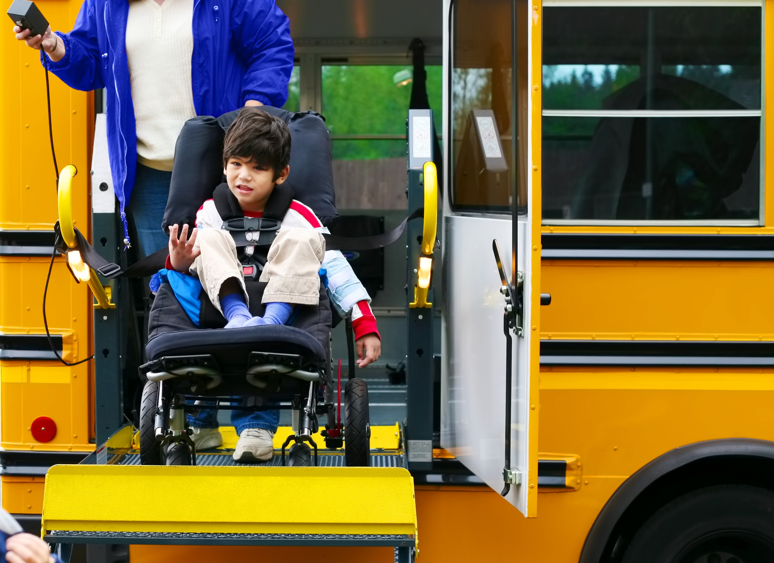 How to Make a Bus Wheelchair Accessible